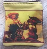 Accessory Coin Purse- Cowgirl Horse