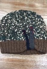 Beanie Grainy Knit Beanie