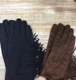 Gloves Fringe Gloves