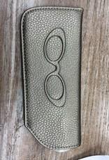 Accessory Metallic Gold Be* Glasses Case