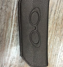 Accessory Metallic Bronze Be* Glasses Case