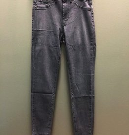 Jean Gray High Waist Skinny Jeans