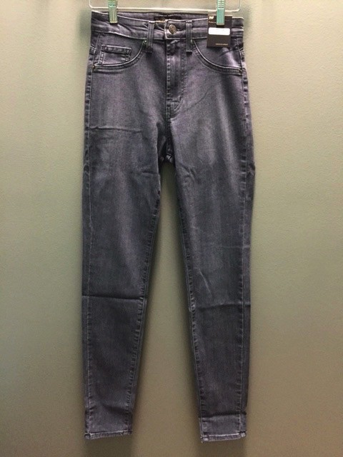 Jean Gray High Waist Skinny Jeans