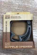 Decor Cast Iron Horseshoe Bottle Opener