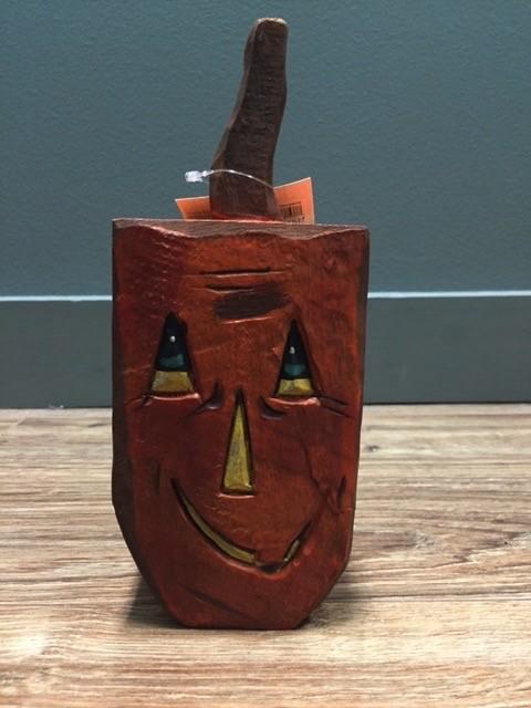 Decor Jack-O-Lantern Figures