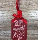 Decor Christmas Tags