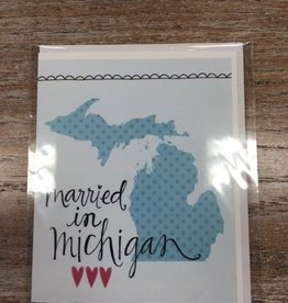 Card Married In Michigan Card