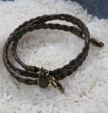 Jewelry Slate Braided Wrap