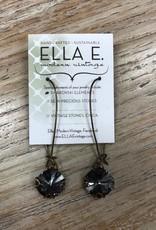 Jewelry Swarovski Long Dangle Earrings