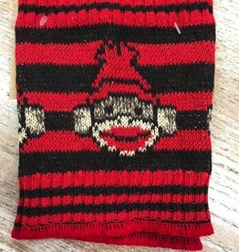 Socks Sock Monkey Boot Cuffs