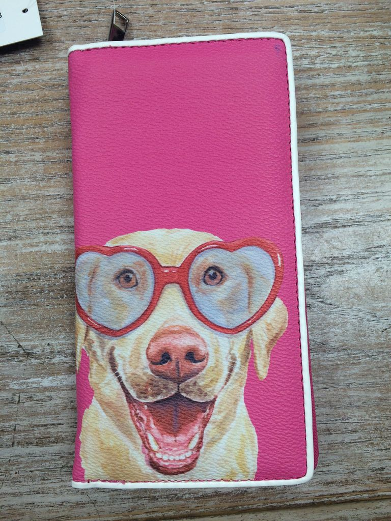 Accessory Dog Wallet