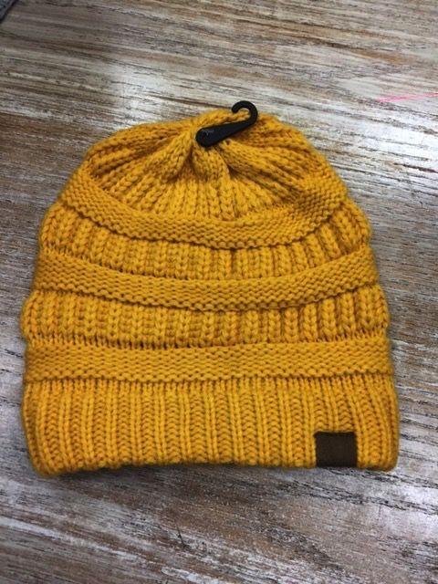 Beanie Knit Winter Beanie