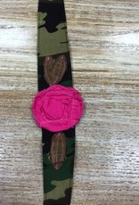 HeadBand Vintage Rose Head Wraps