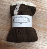 Accessory Grace and Lace Miss Molly Legwarmers
