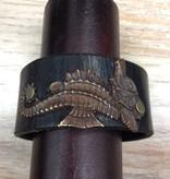 Jewelry Bombshell Betty Leather Cuff