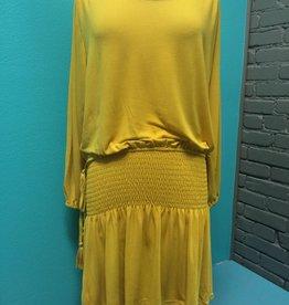 Dress Long Sleeve Tunic Dress