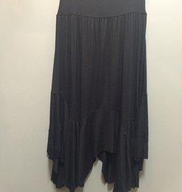 Skirt Hankerchief Skirt