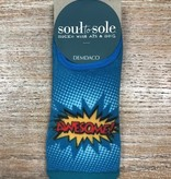Socks Footie, Awesome