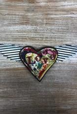 Decor Love Heart Wall Art