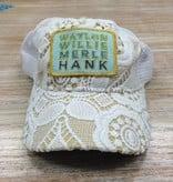 Accessory W,W,M,H Crochet Hat