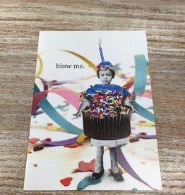 Card Blow Me