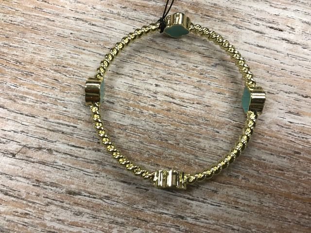 Jewelry Gold Bangle