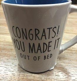 Kitchen Congrats Mug