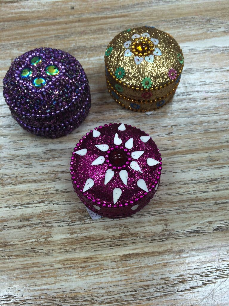 Other Sparkly Trinket Box