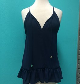 Top Tank with Adjustable Straps