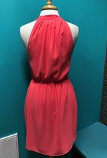 Dress Pink Teagan Racerback Dress
