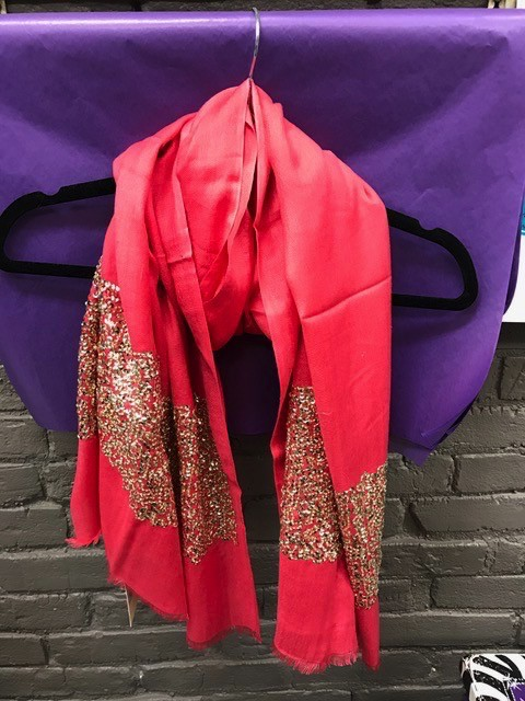 Scarf Sophie Sequin Scarf