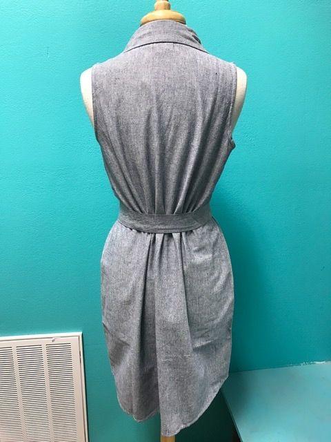 Dress Chambray Marley Shirtdress
