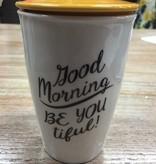 Kitchen Good Morning Tea Infuser Mug