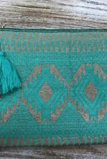 Bag Shimmer Zip Case