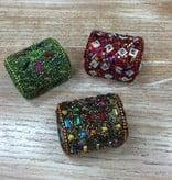Accessory Sequin Domed Treasure Box