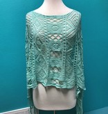 Cover Up Lacy Fringe Cover Up