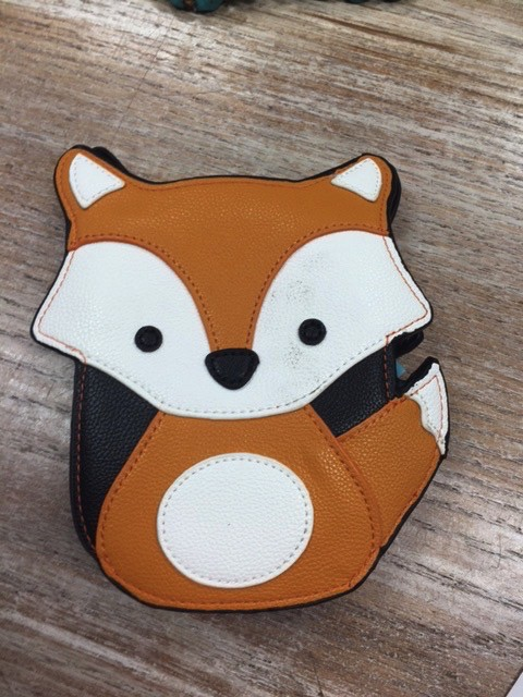 Bag Fox Purse