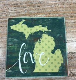 Decor Love Coaster