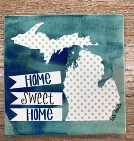 Kitchen Home Sweet Home Coaster