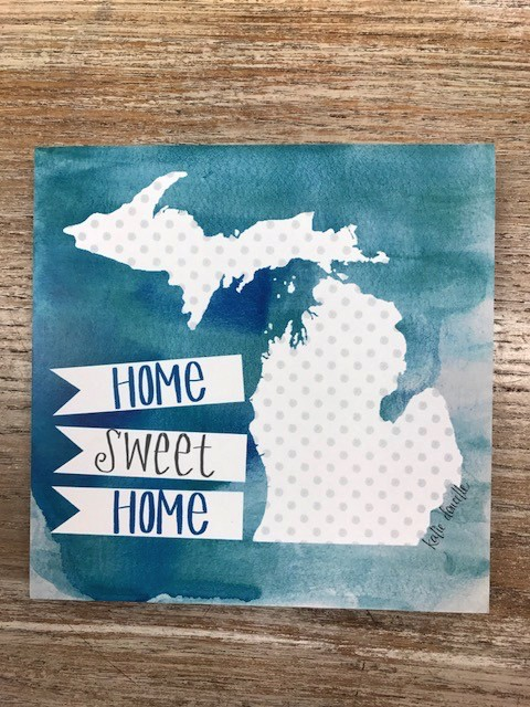 Decor Home Sweet Home 8x8