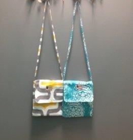 Bag Flipped Bird: Techy