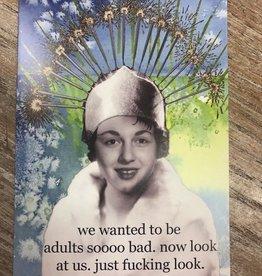Card Adults So Bad Card