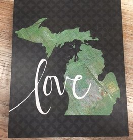 Decor Love 8x10 Sign