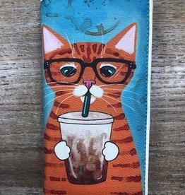 Wallet Caffiene Addicted Kitties Wallet