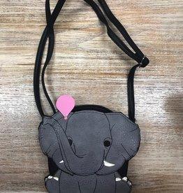 Purse Elephant w/ Balloon Purse