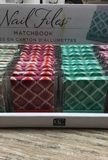 Other Nail Files Matchbook