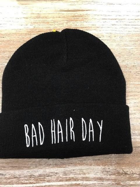 Beanie Bad Hair Day Beanie