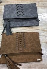 Bag Foldover Clutch