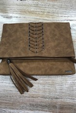 Bag Foldover Clutch