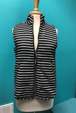 Vest Brodie Black Quilted Vest